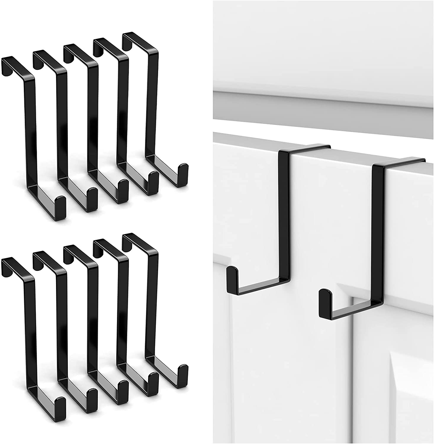 Over Door Hooks Outlet sale feature Sturdy Metal Directly managed store for Do The Hanging