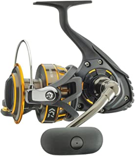 Daiwa BG2000 BG Saltwater Spinning Reel, 2000, 5.6: 1 Gear Ratio, 6+1 Bearings, 29.50