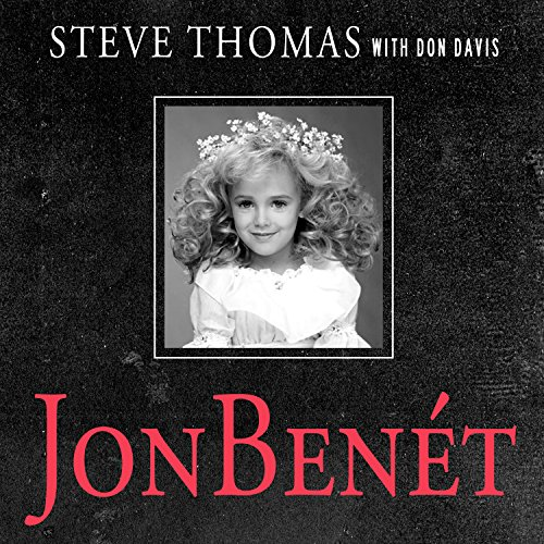 JonBenet audiobook cover art