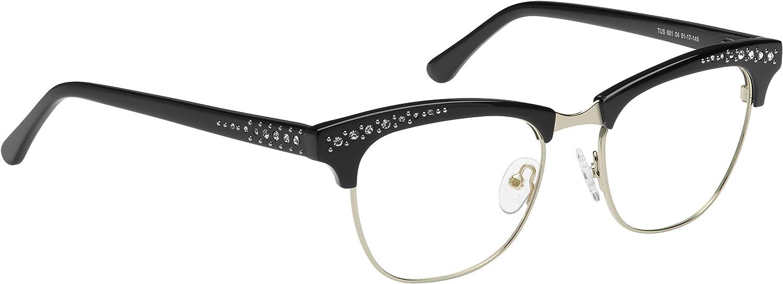 Tuscany Eyewear RX681 Eyeglasses With Hard Case, Size: 51-17-145mm