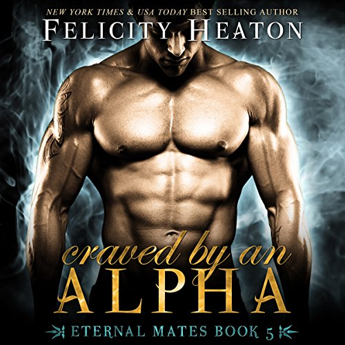 Craved by an Alpha audiobook cover art