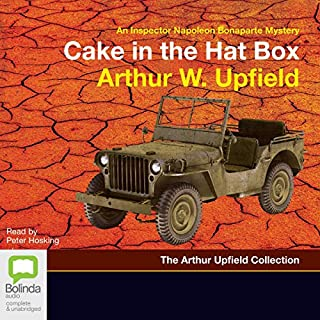 Cake in the Hat Box cover art