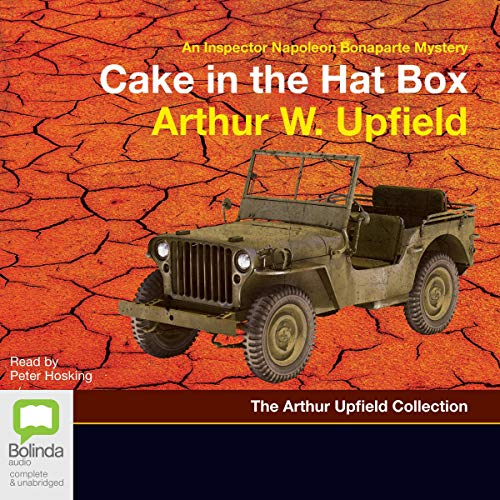 Cake in the Hat Box audiobook cover art