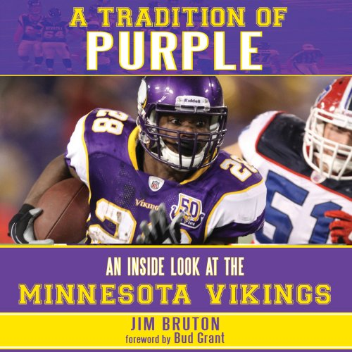 A Tradition of Purple audiobook cover art