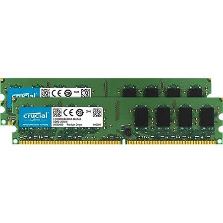 RAM Memory Upgrade Kit for the Compaq HP Mini-Note 2133 2x2GB PC2-5300 DDR2-667 4GB FT268UA#ABA
