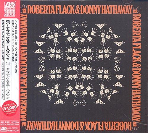 Roberta Flack & Donny Hathaway [CD]