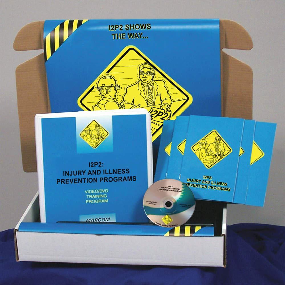 Marcom Group K0002529EM I2P2: Injury Very popular Wholesale Prevention Illness Prog and