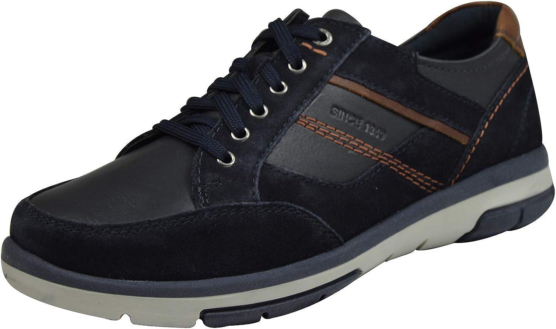 ARA Men's 16605 Low-Top Sneakers