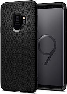 Spigen Samsung Galaxy S9 Liquid air Cover/case - Matte Black