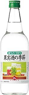 宝 35度果実酒の季節 [ 焼酎 京都府 600ml ]