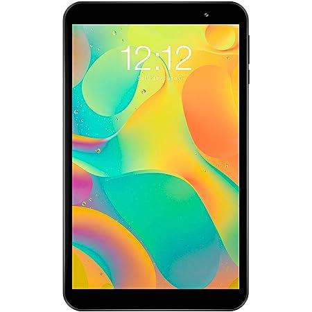 [Android10.0モデル] TECLAST P80タブレット、8インチ、2GB RAM 32GB ROM、1280×800 IPS、4コアCPU、2.4GHz/5GHz WiFi、Type-C、デュアルカメラ、Bluetooth 5.0、TF拡張 ( SIMカードをサポートしていません)