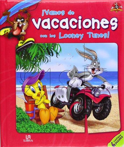 ¡Vamos de Vacaciones con los Looney Tunes! (Looney Puzzles)
