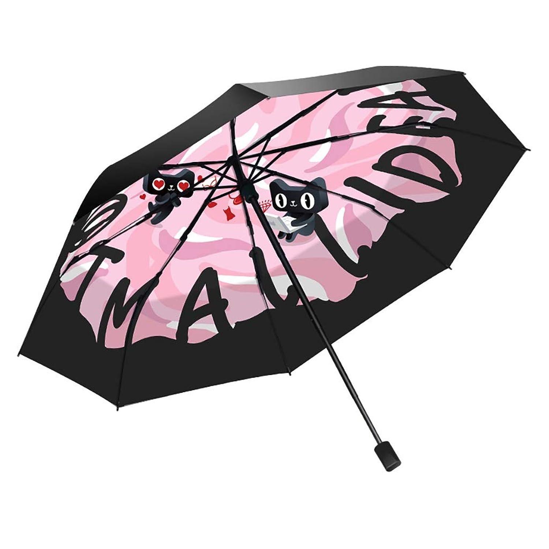 手動傘の黒い接着剤の日焼け止め保護および紫外線保護日傘のコンパクト、耐久および軽量の多色刷りの選択 Shi Hao Tian
