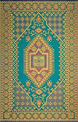 Mad Mats Oriental Turkish Indoor/Outdoor Floor Mat