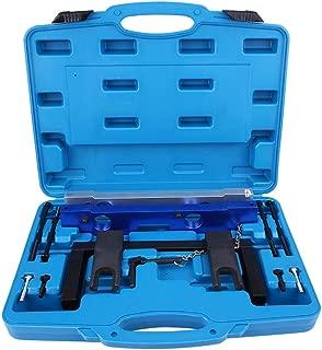 Qiilu Diesel Engine Camshaft Alignment Timing Locking Tool Kit Set Fit for BMW N51 N52 N53 N54