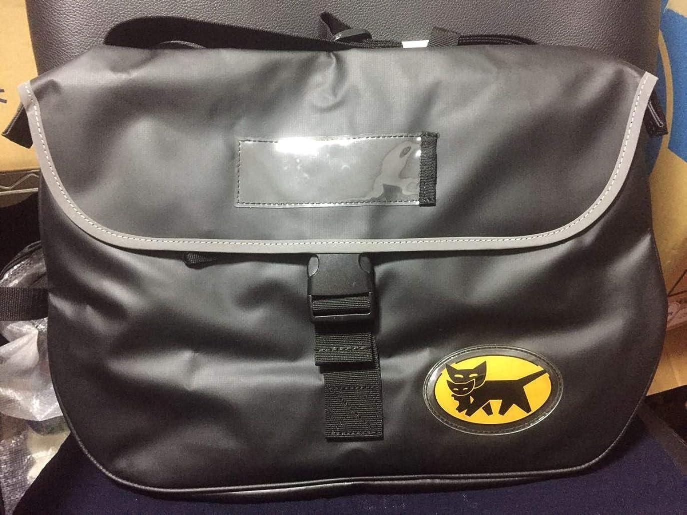 ホイスト化石入力クロネコヤマト ヤマト運輸 非売品 ショルダーバッグ 肩掛け ロゴ 黒