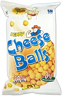 Peppy Cheese Balls, 75g