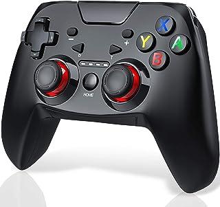 スイッチ コントローラー DinoFire Bluetooth スイッチ コントローラー ニンテンドースイッチ対応 プロコン ワイヤレス コントローラー TURBO機能