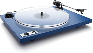 U-Turn Audio - Orbit Plus Turntable with Built-in preamp (Blue)