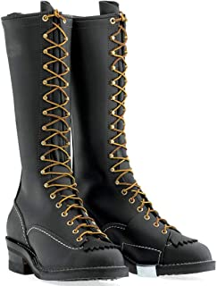16 inch lineman boots