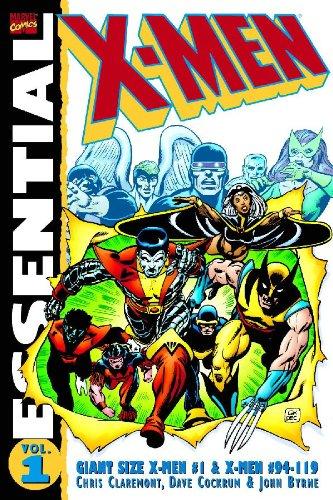 Essential X-Men, Vol. 1 (Marvel Essentials) (v. 1) -  Claremont, Chris, Paperback