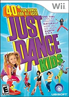 Just Dance Kids [video game]