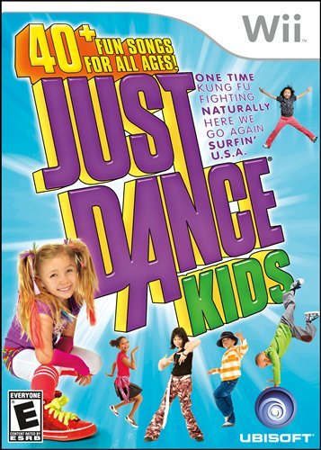 Just Dance Kids by Ubisoft