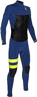 Black XXL Hurley MSS0000090 Mens Fusion 202 Short-Sleeve Springsuit