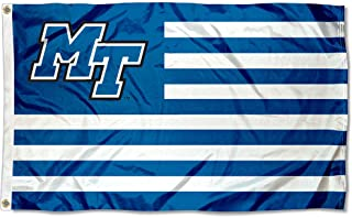 Middle Tennessee Blue Raiders Stars and Stripes Nation Flag