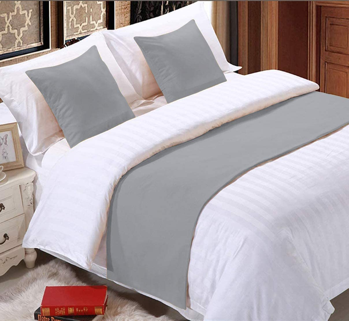Epic Touch 800 Thread Count 100% Piece Egyptian Solid B 5 Oklahoma City Mall 4 years warranty Cotton