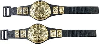 Tag Team Championship Belts for WWE Wrestling Action Figures (Set of 2)