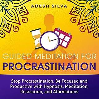 Guided Meditation for Procrastination cover art