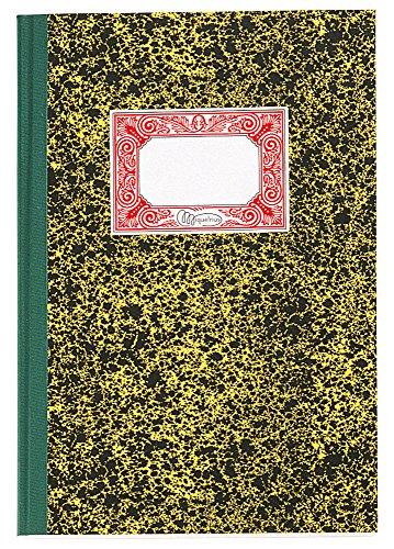 Miquelrius - Libro de Contabilidad, 4º Natural, Rayado Horizontal, 100 hojas (sin numerar), 3061