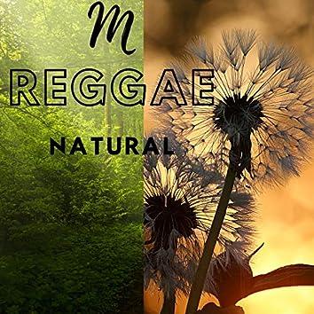 M Reggae Natural