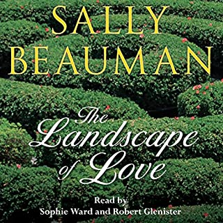 The Landscape of Love audiobook cover art