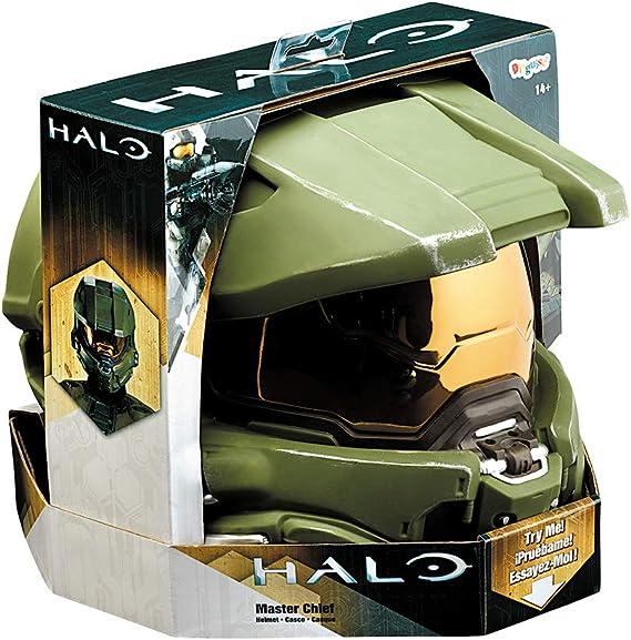 Halo Master Chief Deluxe Kostüm für Erwachsene für Cosplay und Rollenspiele