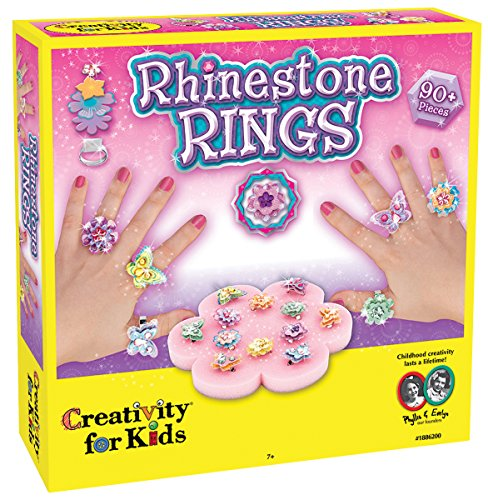 Creativity for Kids Rhinestone Ring...