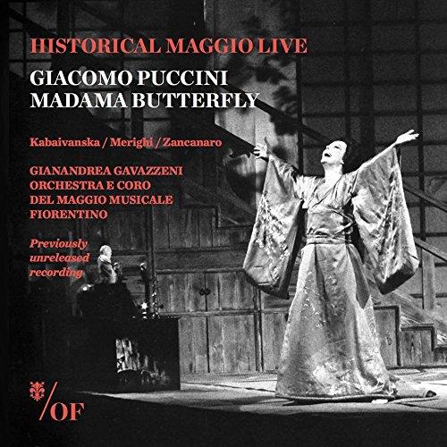 Madama Butterfly (1904) (registrazione al Maggio Musicale Fiorentino 1979)