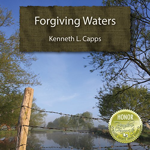 Forgiving Waters audiobook cover art