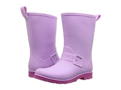 Native Kids Shoes Barnett (Little Kid) (Lavender Purple/Resort Pink) Girls Shoes