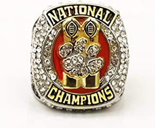 World Class Rings New Clemson Tigers College National Championship Ring (2018)