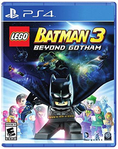 Lego Batman 3 Audel de Gotham Beyond Gotham