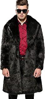 Amazon.es: chaquetas pelo sintetico - Negro