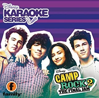 Vol. 2-Camp Rock Final Jam Disney by Karaoke (2010-08-17)