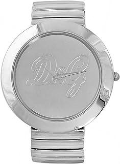Dolce & Gabbana - DW0280 - Montre Femme - Quartz Analogique - Bracelet en Acier Inoxydable Argent