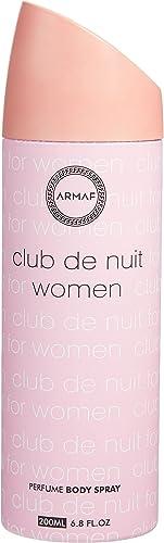 Club De Nuit Donna 200ml Spray Corpo