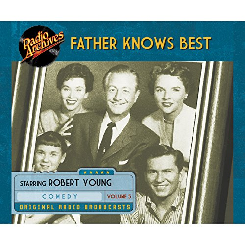 Father Knows Best, Volume 5 audiobook cover art