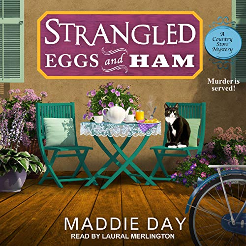Strangled Eggs and Ham audiobook cover art