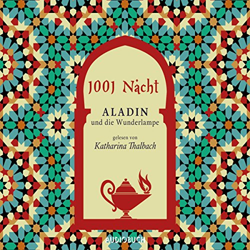 Aladin und die Wunderlampe Titelbild