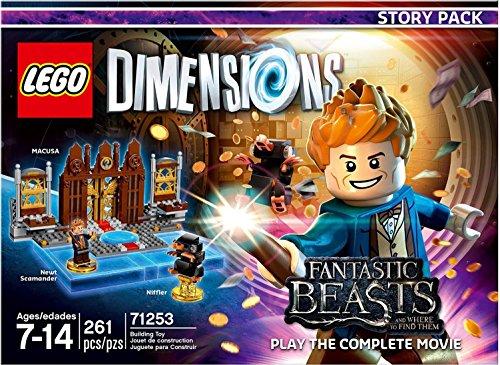 Warner Bros Animales fantásticos Historia Pack - Lego Dimensiones